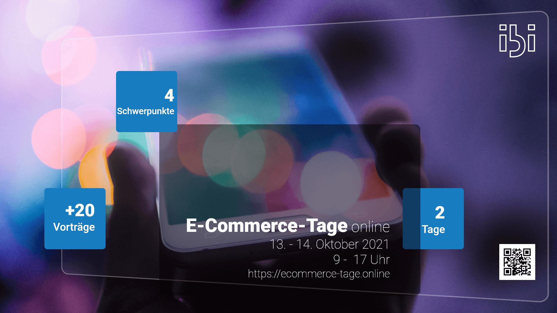 E-Commerce Tage online