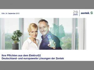 Zentek GmbH_Ihre Pflichten aus dem ElektroG2